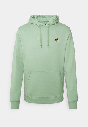 HOODIE - Sweatshirt - fern green