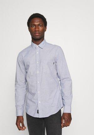 ALPHA ICON SLIM - Shirt - cooper bellweather blue