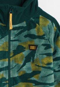 O'Neill - Fleece jacket - green aop - 2