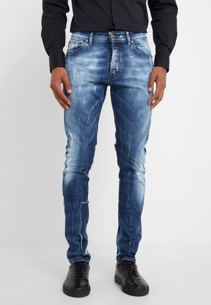 John Richmond - Jeans Slim Fit - blue