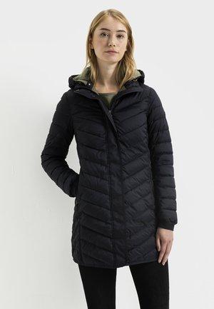 MIT KAPUZE - Winter coat - navy
