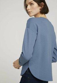 TOM TAILOR DENIM - Sweatshirt - soft mid blue - 3