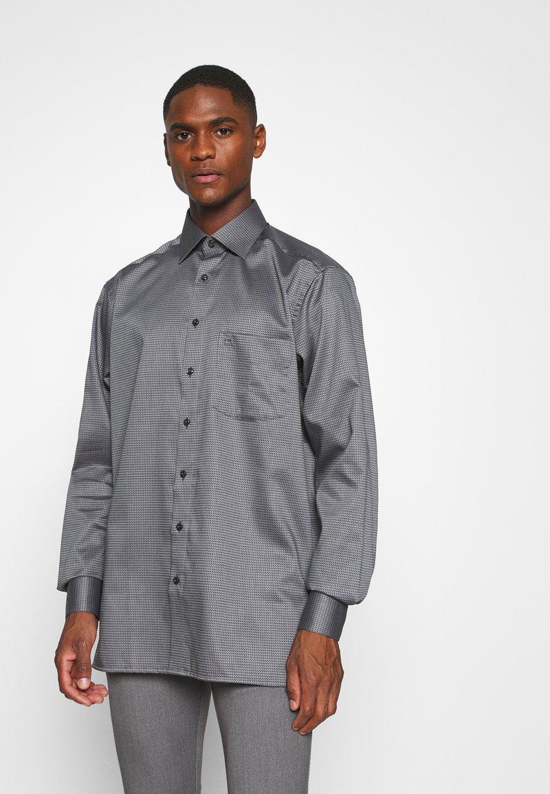 OLYMP Luxor - OLYMP LUXOR COMFORT FIT  - Overhemd - grey