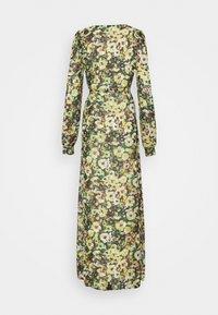 Vero Moda Tall - VMNILLA ANCLE DRESS - Maxi dress - parasailing/nilla - 1