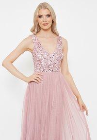 BEAUUT - KERRY EMBELLISHED  - Festklänning - pink - 2