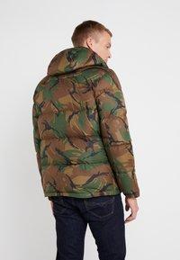 Polo Ralph Lauren - CAP JACKET - Down jacket - british elmwood - 2