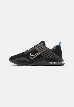 AIR MAX ALPHA TRAINER 3 - Zapatillas de entrenamiento - black/light smoke grey/photo blue/iron grey