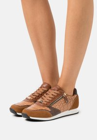Mexx - FEDERICA - Trainers - mid brown - 0