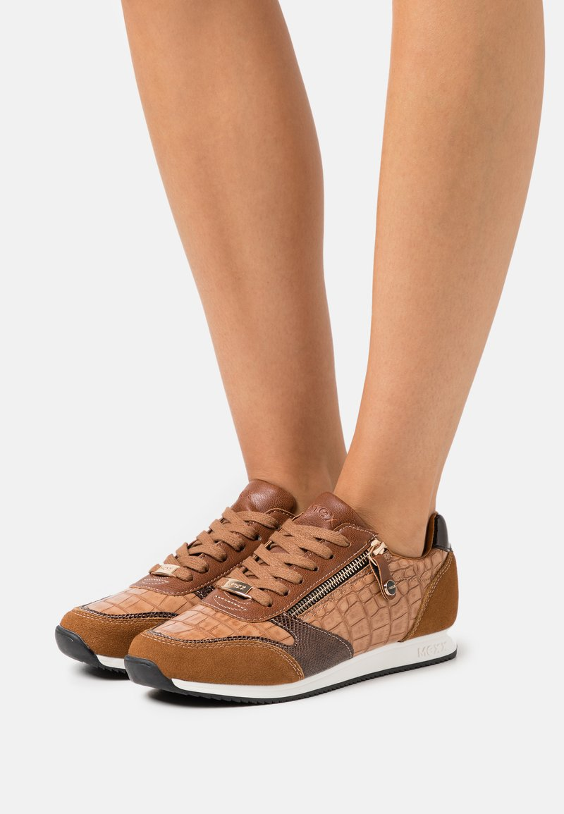 Mexx - FEDERICA - Trainers - mid brown