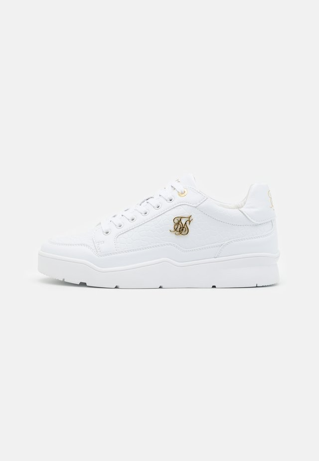 PURSUIT - Sneakers laag - white