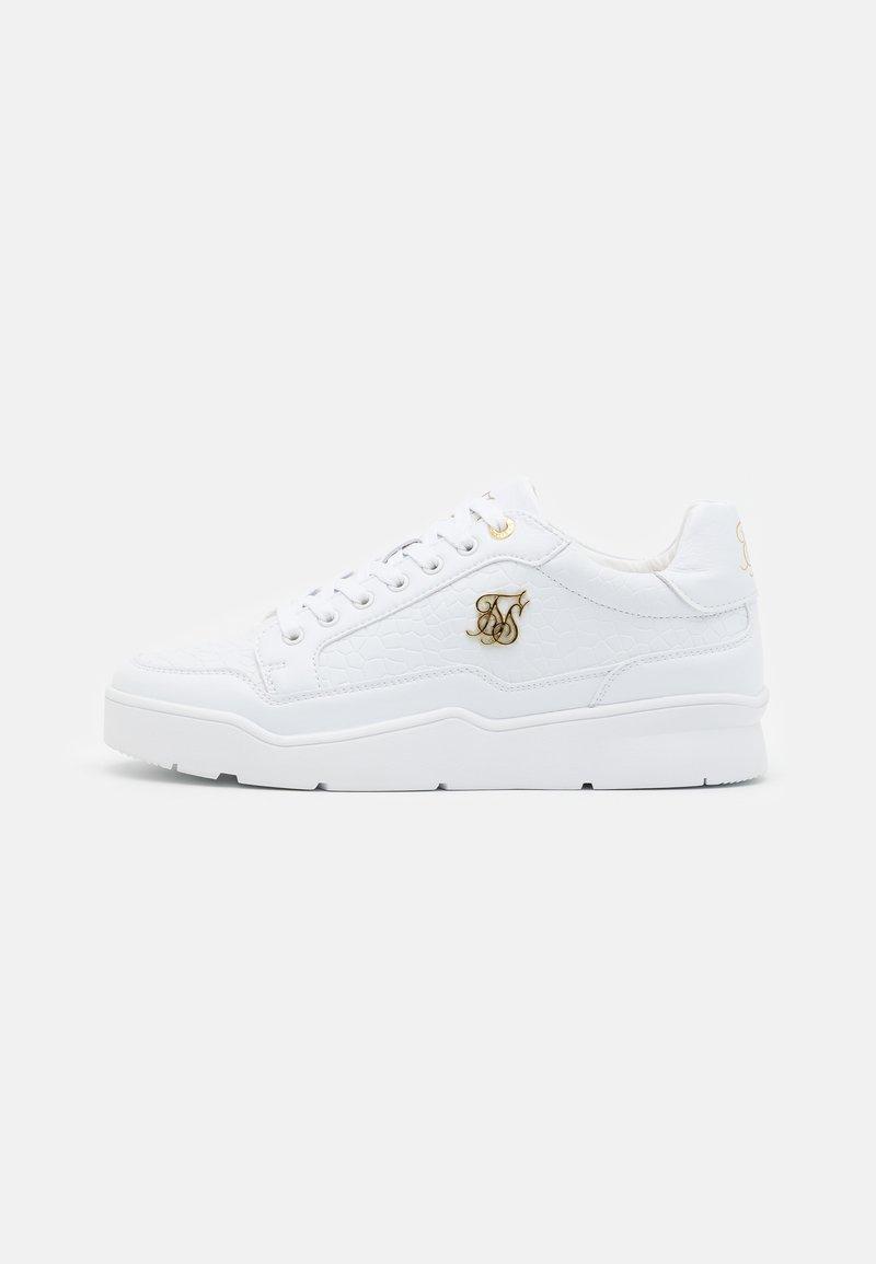 SIKSILK - PURSUIT - Sneakersy niskie - white