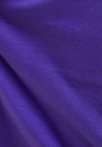 Bershka - T-shirt - bas - mauve - 5