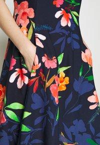 DKNY - Day dress - flower midnight multi - 6