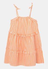 Name it - NKFFAGMAR STRAP - Jersey dress - cantaloupe - 0