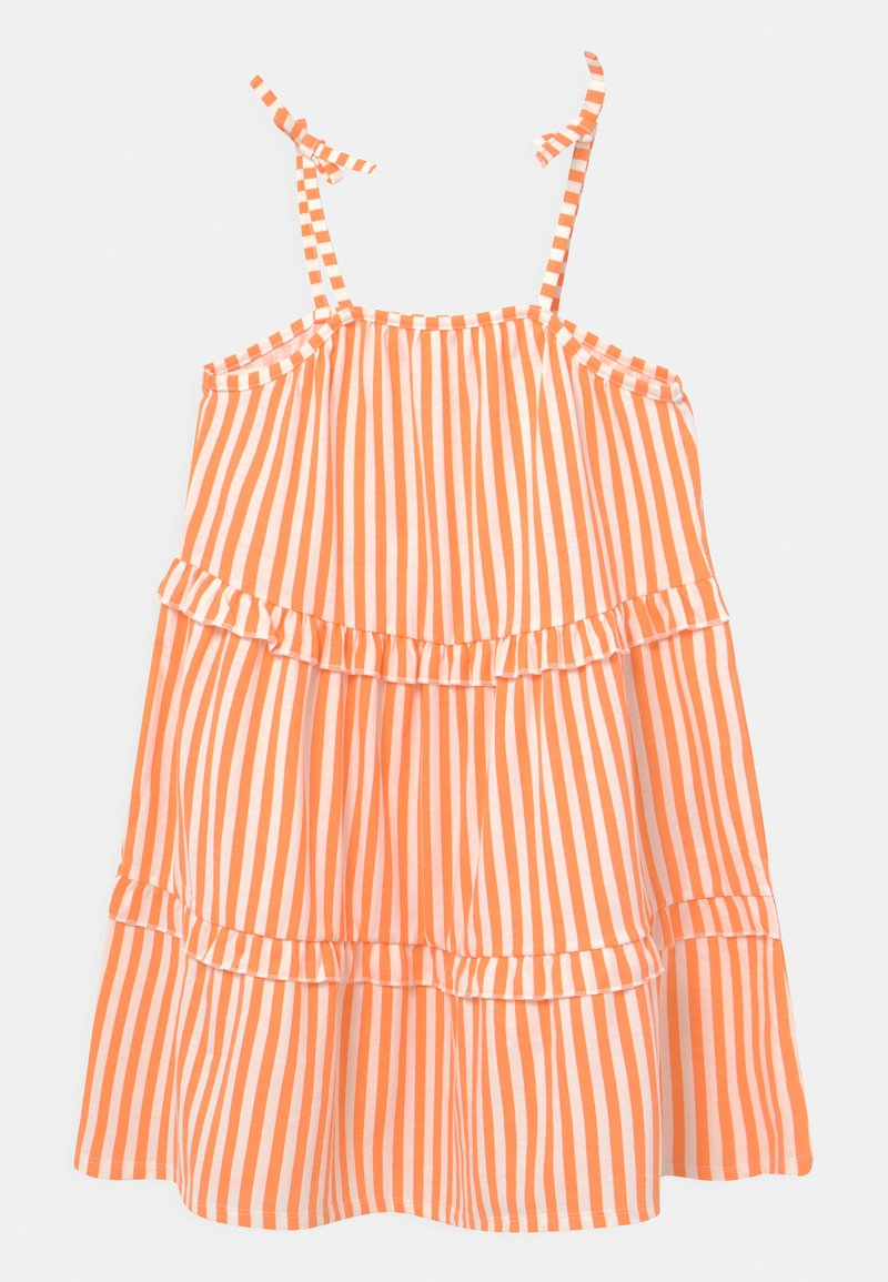 Name it - NKFFAGMAR STRAP - Jersey dress - cantaloupe