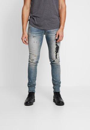 TEPPHAR-X - Slim fit jeans - blue denim