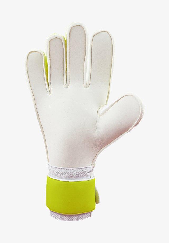 Goalkeeping gloves - white
