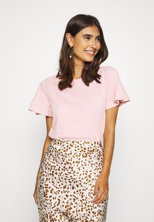 SLUB  - Basic T-shirt - pink standard