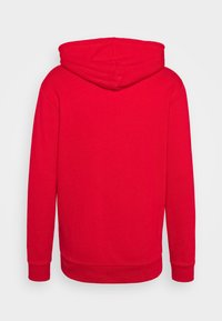 adidas Originals - ESSENTIAL HOODY UNISEX - Felpa con cappuccio - scarlet - 1