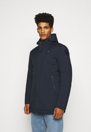 TRENCH LUNGHI - Dunkappa / -rock - dark navy