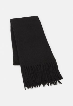 PCKIAL NEW LONG SCARF  - Halsduk - black