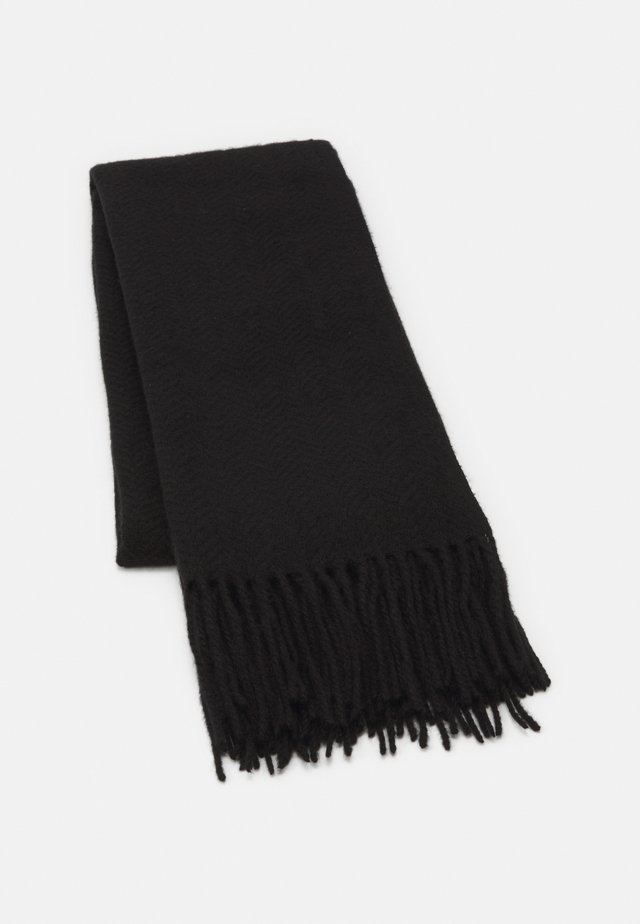 PCKIAL NEW LONG SCARF  - Scarf - black