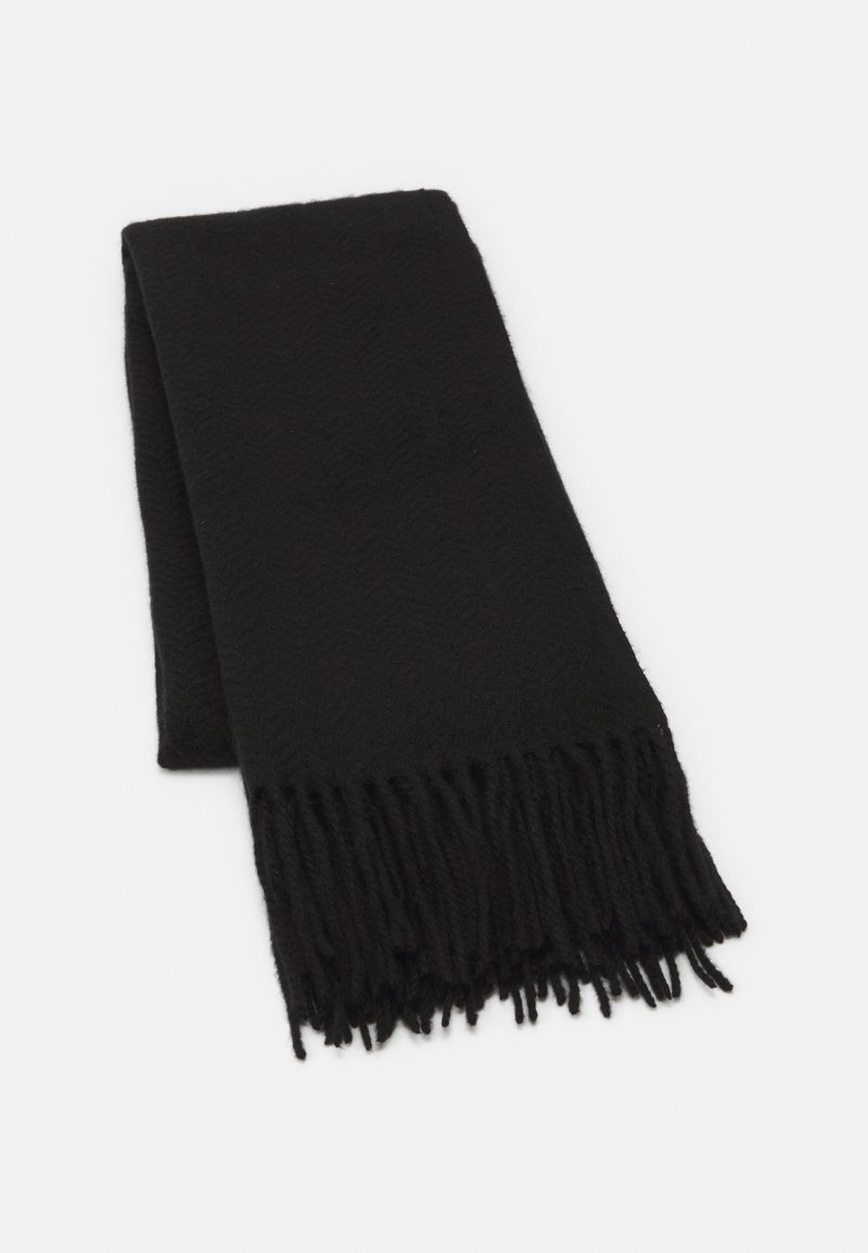Pieces - PCKIAL NEW LONG SCARF  - Sjal / Tørklæder - black