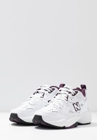 New Balance - WX608 - Sneakers - white/purple - 4