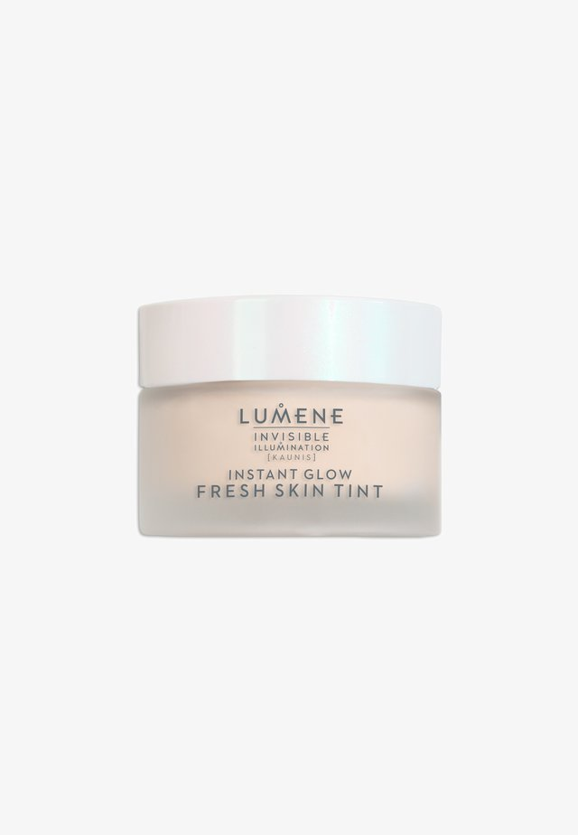 INVISIBLE ILLUMINATION [KAUNIS] INSTANT GLOW FRESH SKIN TINT - Farvet dagcreme - universal light