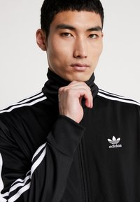 adidas Originals - FIREBIRD ADICOLOR SPORT INSPIRED TRACK TOP - Trainingsjacke - black - 3
