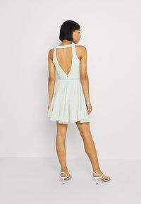 Lace & Beads - CHERELLE SKATER - Koktejlové šaty/ šaty na párty - mint - 2