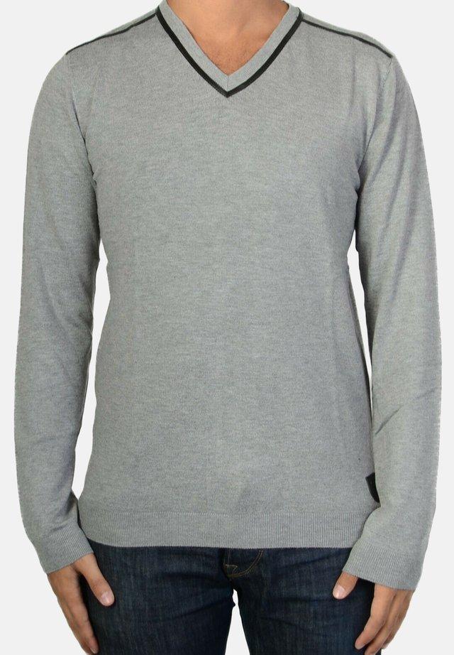 MISTER ELVIS - Sweatshirt - grey