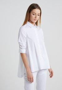 Steffen Schraut - ESSENTIAL FASHION BLOUSE - Button-down blouse - white - 0