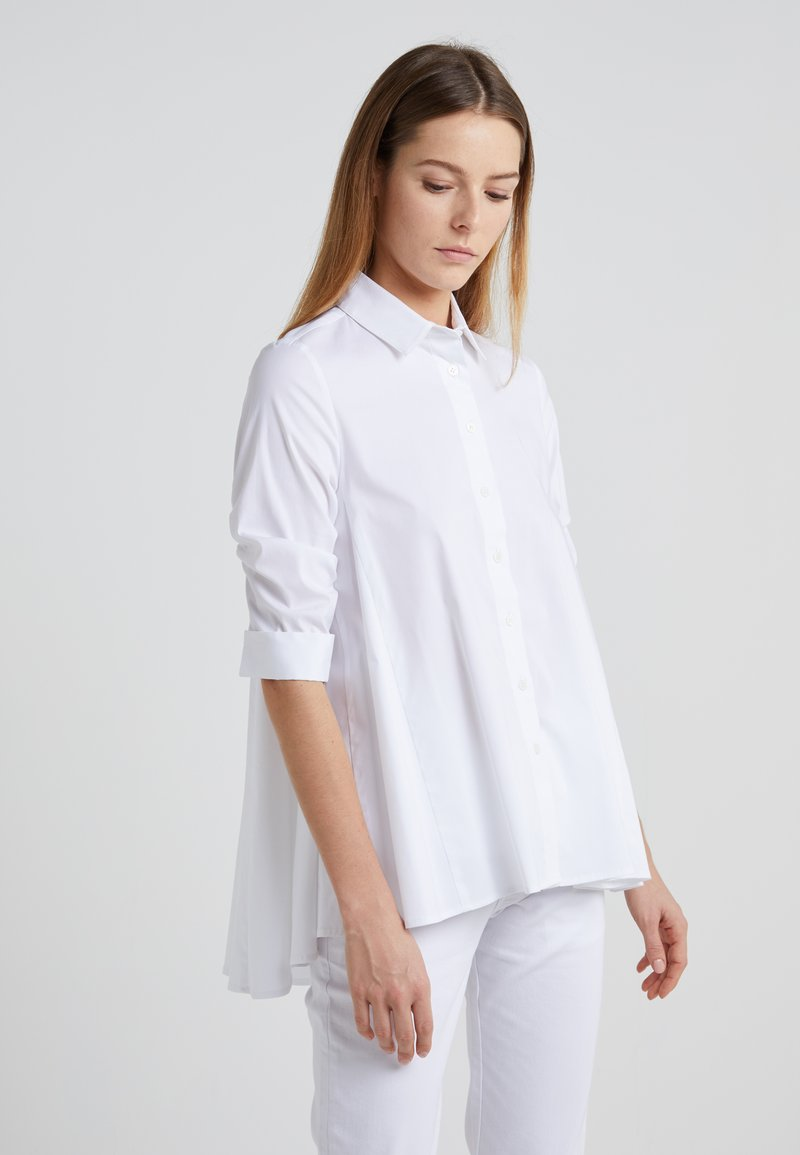 Steffen Schraut - ESSENTIAL FASHION BLOUSE - Button-down blouse - white