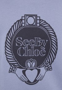 See by Chloé - Mikina - cement blue - 2