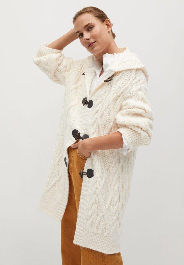 MARA - Płaszcz zimowy - ecru