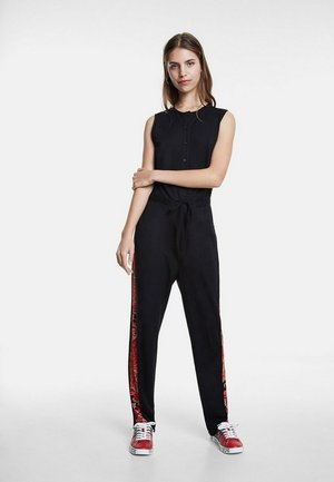 DESIGNED BY CHRISTIAN LACROIX - Tuta jumpsuit - black