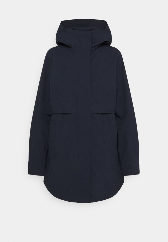 EDITH - Waterproof jacket - dark night blue