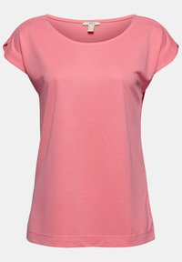 Esprit - FASHION - Basic T-shirt - coral - 9