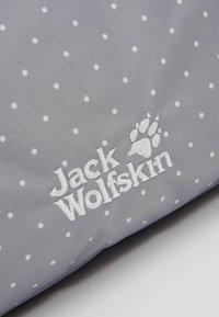 Jack Wolfskin - VALPARAISO BAG - Taška spříčným popruhem - alloy - 2