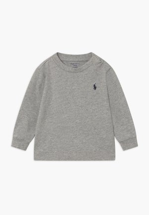Long sleeved top - andover heather