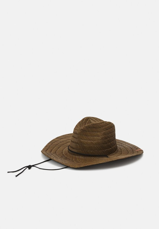 BELL SUN HAT UNISEX - Cappello - toffee
