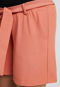 9Fashion - NATALLY - Shorts - brick orange - 4