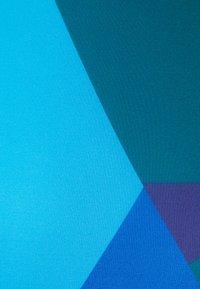 Sloggi - WOMEN SHORE KIRITIMATI - Badedrakt - blue dark combination - 2
