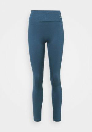 EXHALE HIGH WAIST FULL - Leggings - ensign blue