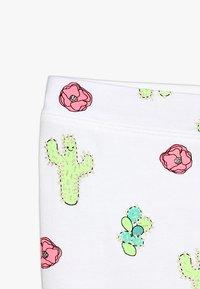 J.CREW - DESERT FLOWER CROPPED  - Leggings - Trousers - pink/green - 3