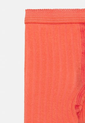 BABY 2 PACK - Tights - coral peach