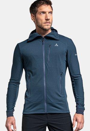 PIZ BEGUZ - Fleece jacket - blau