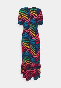 Never Fully Dressed Tall - PETA RUFFLE DRESS - Maxi šaty - multi - 1