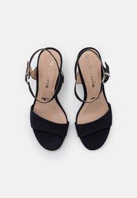 Tamaris - Sandals - navy - 5